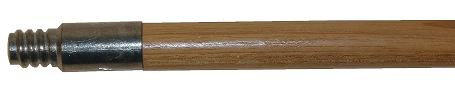 Better Brush Hardwood Handle w/Metal Thread  60in.  ea