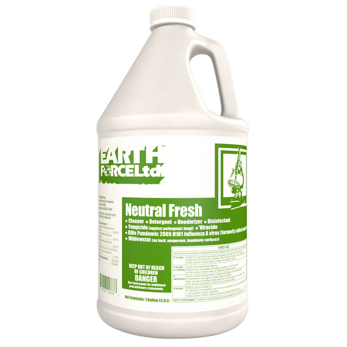 NEUTRAL FRESH 4X1 GAL