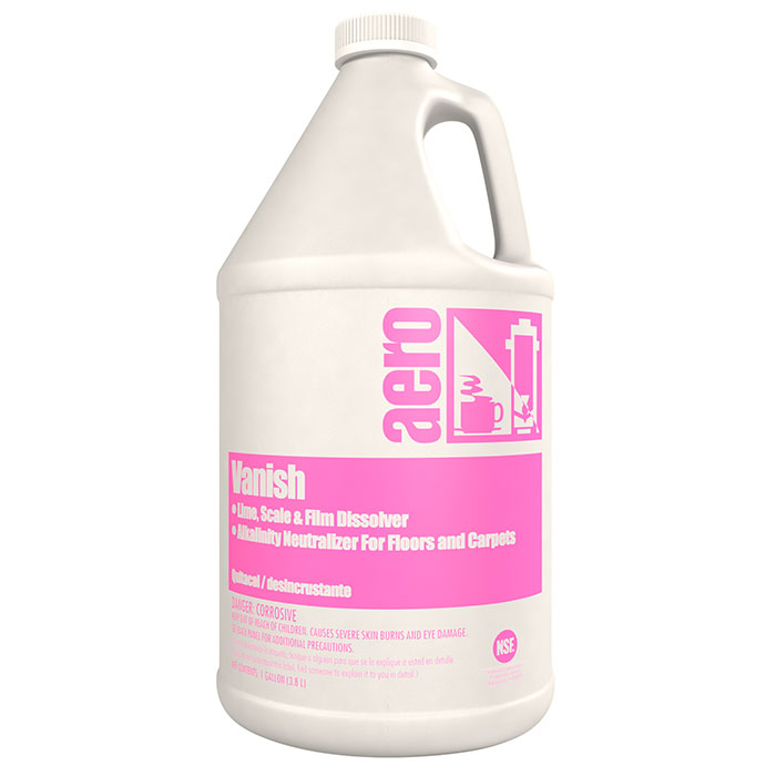 VANISH LIME REMOVER 4X1GAL