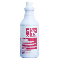 Aero Lift-Out Cleaner/Disinfectant  12/32 oz