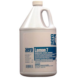 LEMON 7 DISINFECTANT 4X1 CS