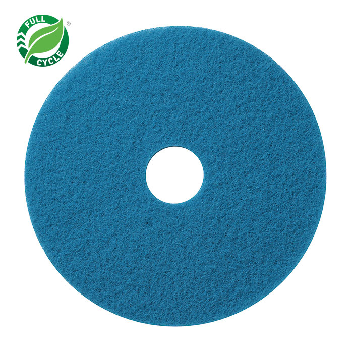 17in BLUE CLEANER PADS 5/CS