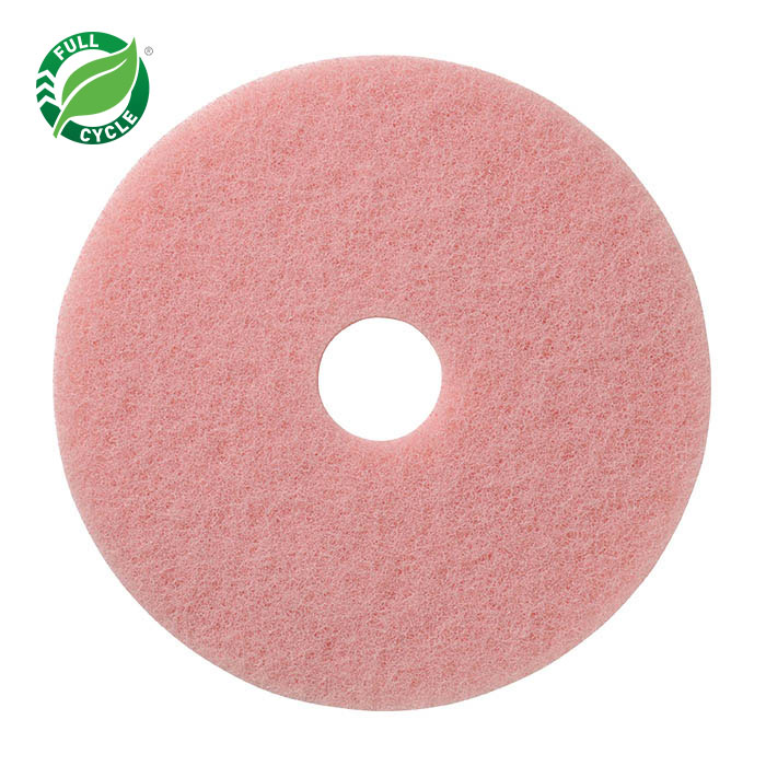 20in PINK BURNISHING PADS 5/CS