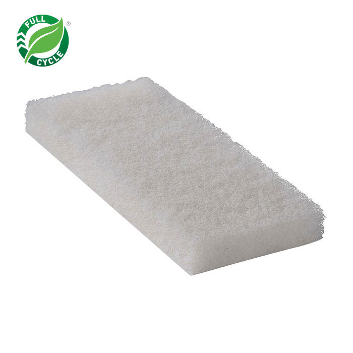PAD WHITE LIGHT DUTY 5/PK