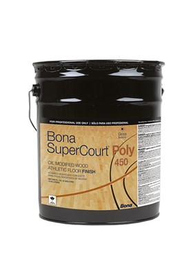 SUPER COURT POLY 450 5GAL