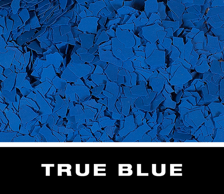 COLOR CHIPS TRUE BLUE 1LBS