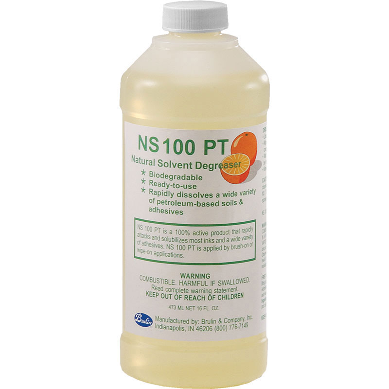 NS-100 PT ADHESIVE REMOVER 6/1