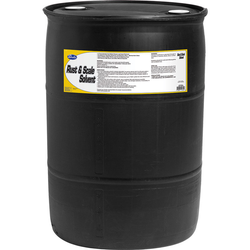 RUST & SCALE REMOVER 5GAL.