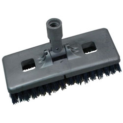 Better Brush Swivel Grit Deck Scrub Brush  9 in. ea