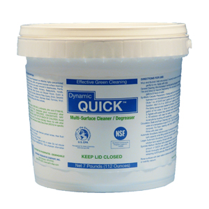 Quick Cleaner 7LBS.