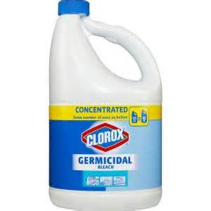 CLOROX GERM. BLEACH 3/121OZ