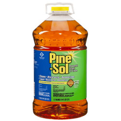 Commercial Solutions Pine-Sol Cleaner  3/144 oz