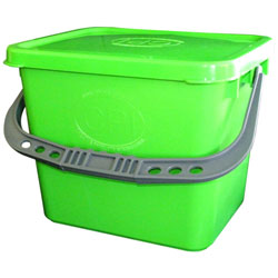 Creative Products 4 Gal. Pre-Treated Bucket & Lid  ea