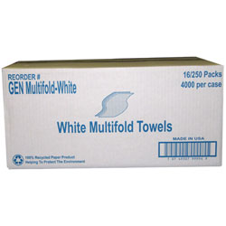 MULTI FOLD WHITE 4000/CS