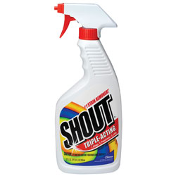Shout Triple-Acting Laundry Stain Remover 12/22 oz