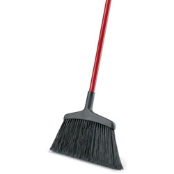 Libman Wide Commercial Angle Broom - 55 in. H  ea