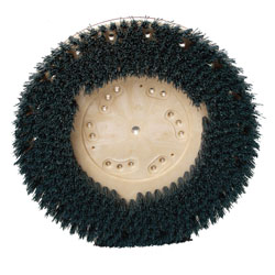Malish Clean-Grit  Grit Rotary Brush - 17in.