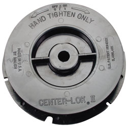 Malish Center-Lok  II Pad Centering Device - Bla