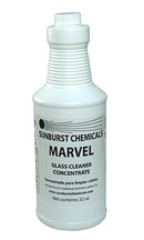 Marvel Concentrated Glass Cleaner 6X32oz