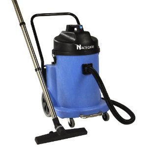 NaceCare WV900 Wet/Dry Vacuum w/Front Squeegee