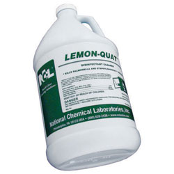 NCL Lemon Quat Disinfectant Cleaner  4/1 gal