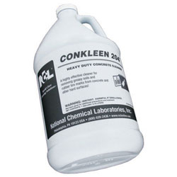 NCL Conkleen 204 Heavy Duty Concrete Cleaner  4/1 gal