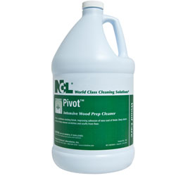 NCL Pivot Intensive Wood Prep Cleaner  4/1 gal