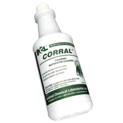 NCL Corral Foaming Bathroom Cleaner  12/32 oz