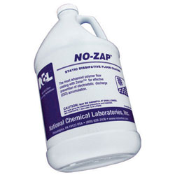 NCL No-Zap Static Dissipative Floor Coating  4/1 gal