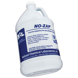 NCL No-Zap Static Dissipative Balanced Cleaner 4/1 gal
