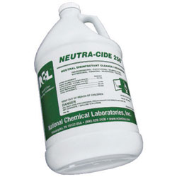 NCL Neutra-Cide 256  Disinfectant Neutral Cl  4/1 gal