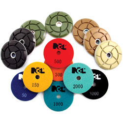 NCL Granite Master Diamond Disc - #300 Grit