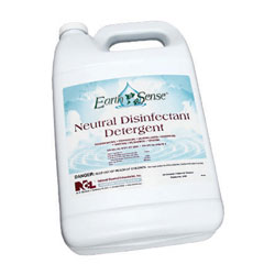 NCL e-solution  pH Neutral Disinfectant Clnr  4/1 gal