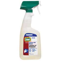P&G Comet  Cleaner w/Bleach  8/32 fl. oz.