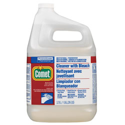 P&G Comet Cleaner w/Bleach  3/1 gal