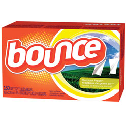 P&G Bounce Dryer Sheets  6/160 sh