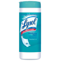 Lysol Disinfecting Wipes - Ocean Fresh  12/35 ct