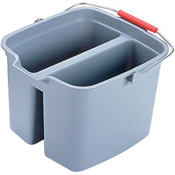 Rubbermaid 17 Qt. Double Pail  ea
