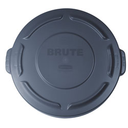 Rubbermaid Lid For 2620 Brute Round Container  ea