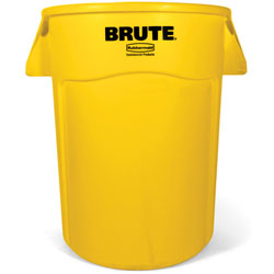 Rubbermaid  BRUTE 44 Gal. Utility Container  ea