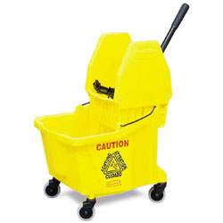 Rubbermaid Mopping Combo - 7570/7575, Yellow   ea