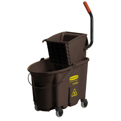 Rubbermaid Mopping Combo - 7570/6127-01, Brown  ea