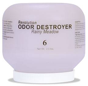 REVOLUTION ODOR DESTROY 1X2.5L