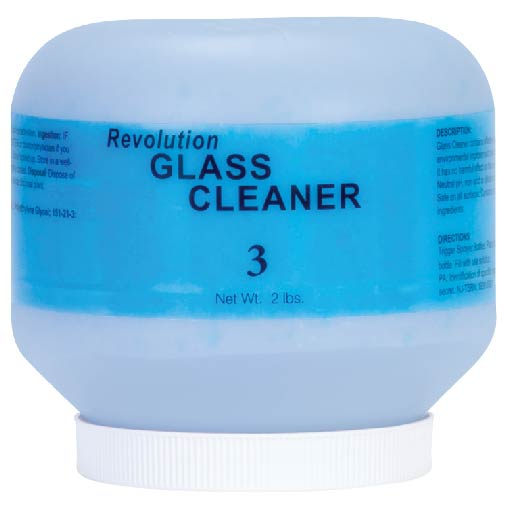 REVOLUTION GLASS CLNR 1X2LBS