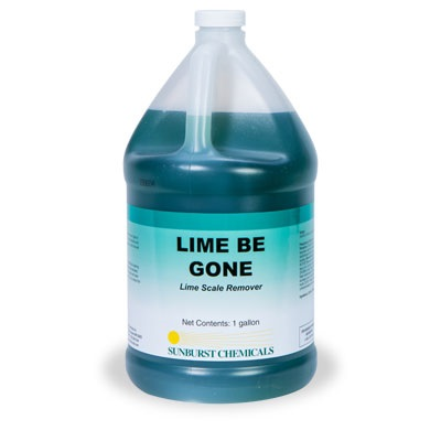 LIME BE GONE 4X1GAL