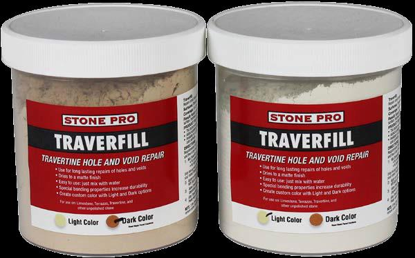 TRAVERFIL DARK 1LB