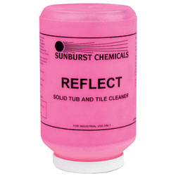 Sunburst Reflect Tub & Tile Cleaner  2/5 lbs.