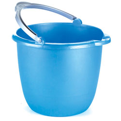 Tolco 14 Qt. Blue Medium Duty Valu-Bucket ea