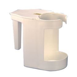 BOWL MOP SUPER CADDY WHITE