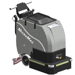 Tomcat MicroMag Walk Behind Scrubber - 20in. Disk,